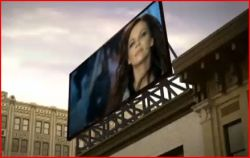 The billboard that saved the day.