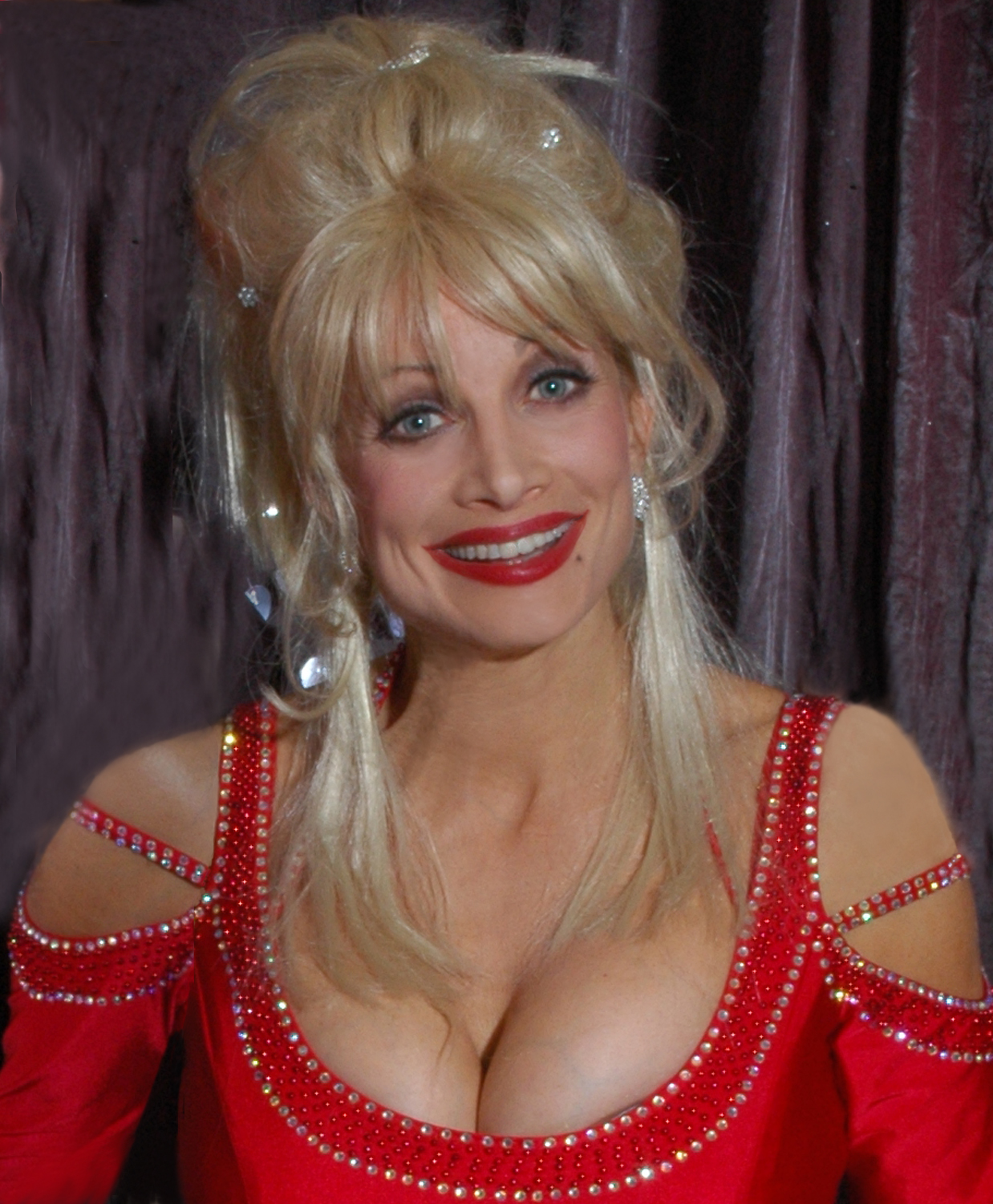 dolly parton fake nude