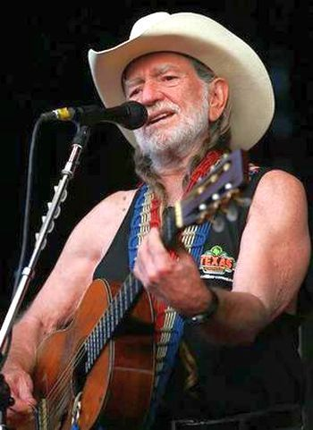 Willie Nelson?....or, Sean Devlin?