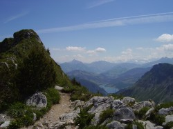 Les Rochers de Naye, Switzerland