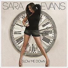 SaraEvansSlowDownAlbum