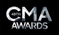 "Logo for ""The 48th Annual CMA Awards"""