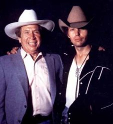 Buck Owens with Dwight Yoakam