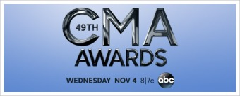CMA Awards 2015 graphic