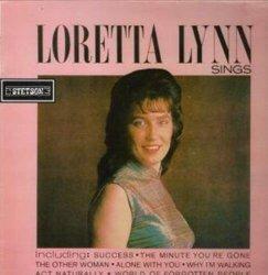 loretta lynn sings